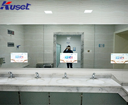 辽宁锦州镜面广告机生产厂家