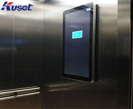 上海电梯镜面广告机生产厂家