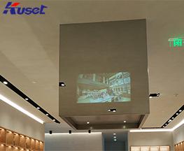 上海静安镜面显示屏生产厂家