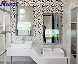江苏苏州公共卫生间镜面广告机生产厂家