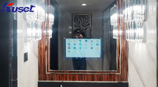 江苏南通智能魔镜显示屏生产厂家