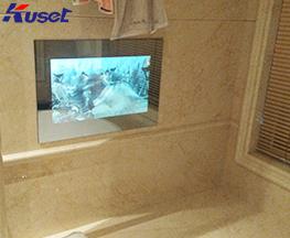 浙江绍兴浴室镜面电视生产厂家