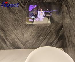 浙江宁波浴缸前大镜面电视机生产厂家