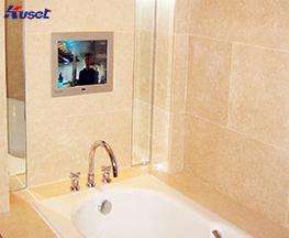 10寸浴缸前防水电视