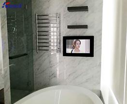 高清19寸浴缸前防水电视