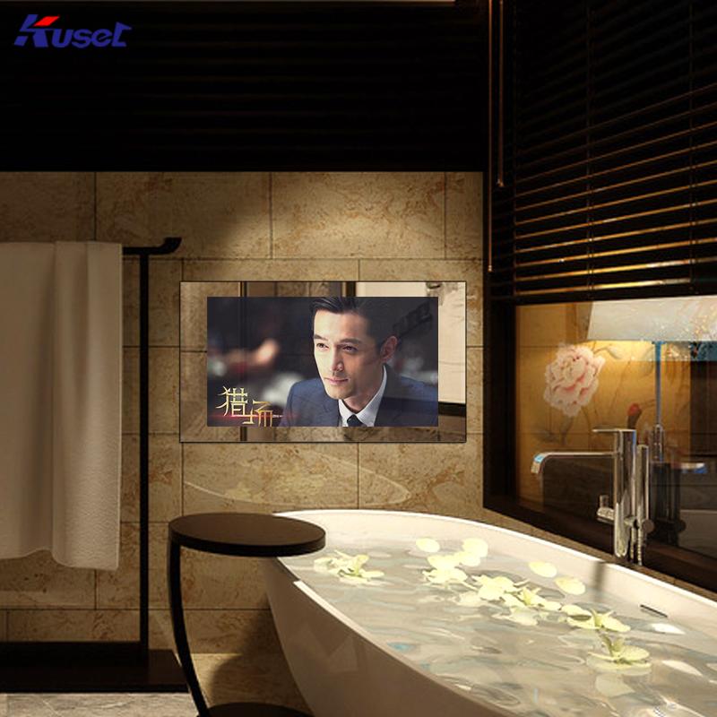 高清42寸浴缸前防水电视