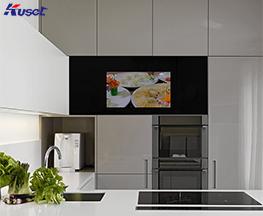 定制厨房镜面电视机