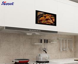 高清17寸厨房镜面电视