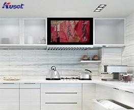高清22寸厨房镜面电视