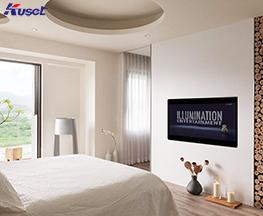 高清49寸卧室镜面电视