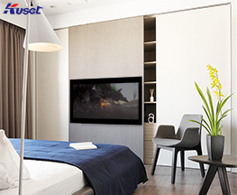 高清55寸卧室镜面电视