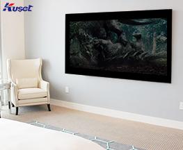 高清65寸卧室镜面电视