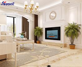 高清42寸客厅镜面电视