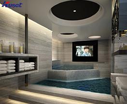 高清55寸浴场电视