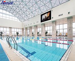 高清55寸游泳池镜面电视
